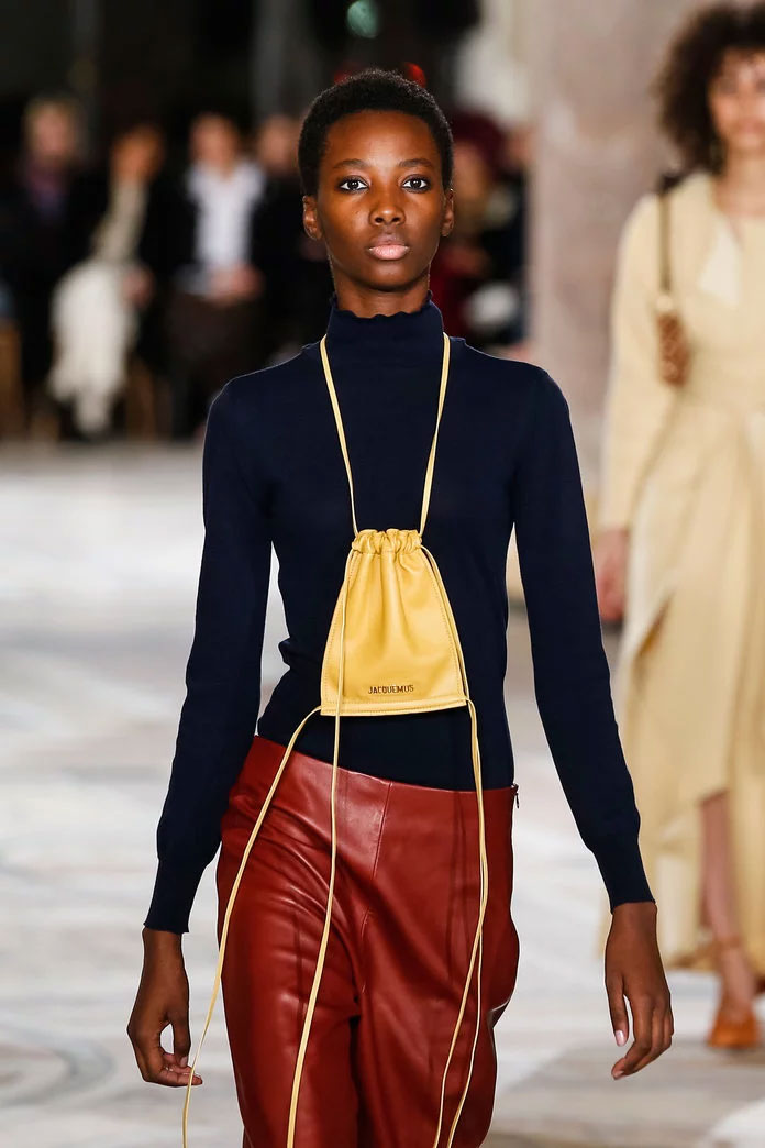 Bag Necklace at Jacquemus