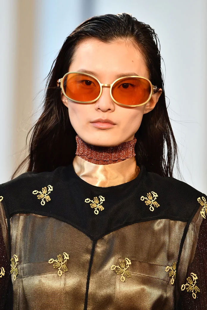 Oversized Sunnies at Chloe
