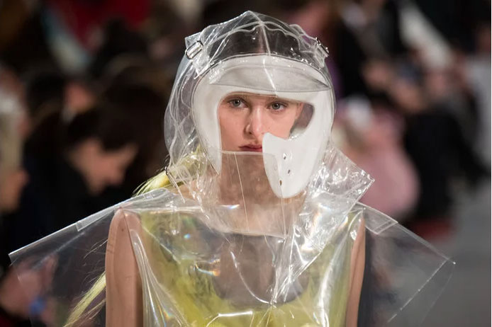 Rain Gear at Maison Margiela