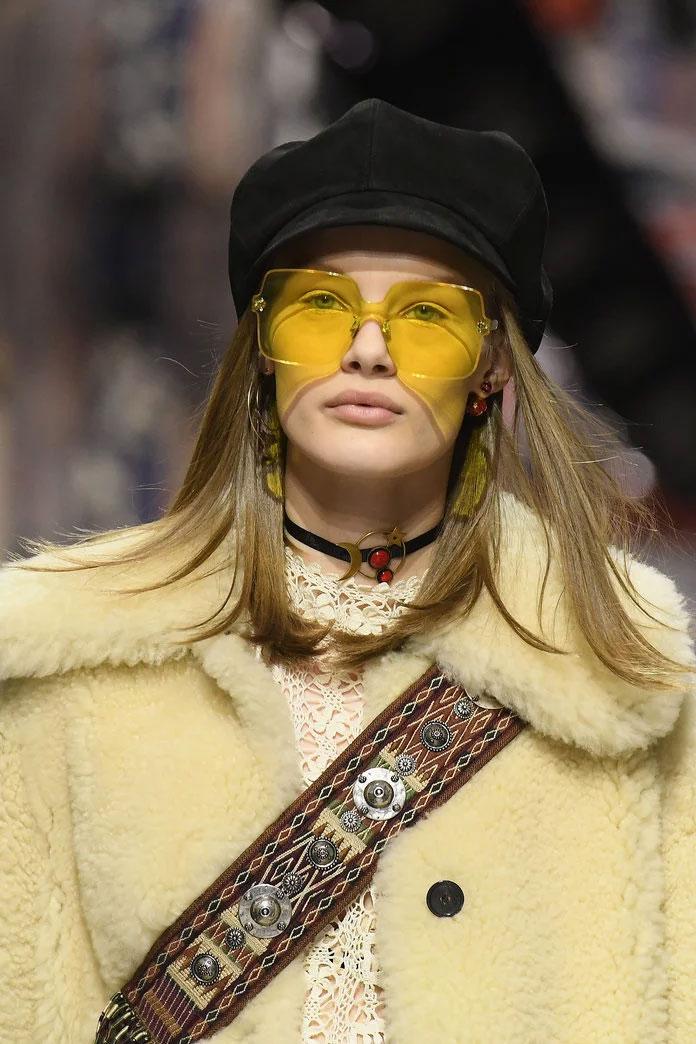 Tinted Sunnies at Dior