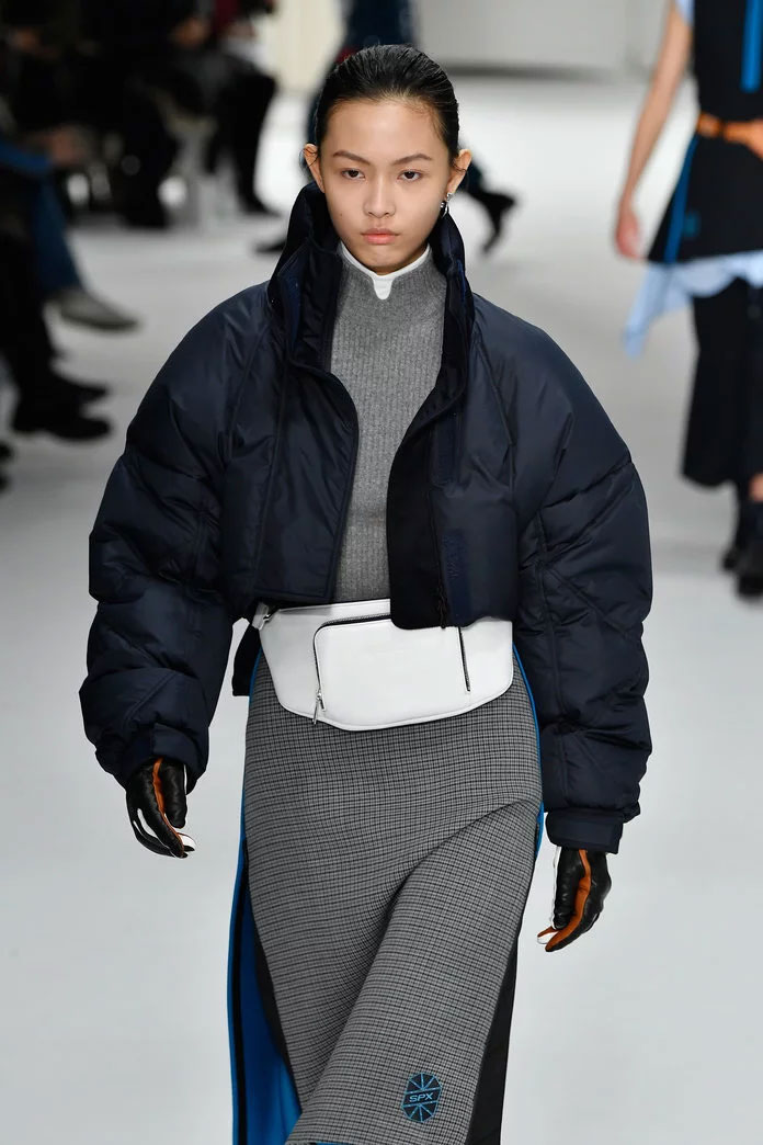 The Belt Bag at Sportmax