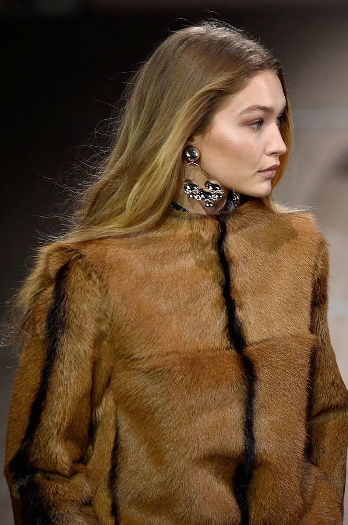 Hoop Earrings at Isabel Marant