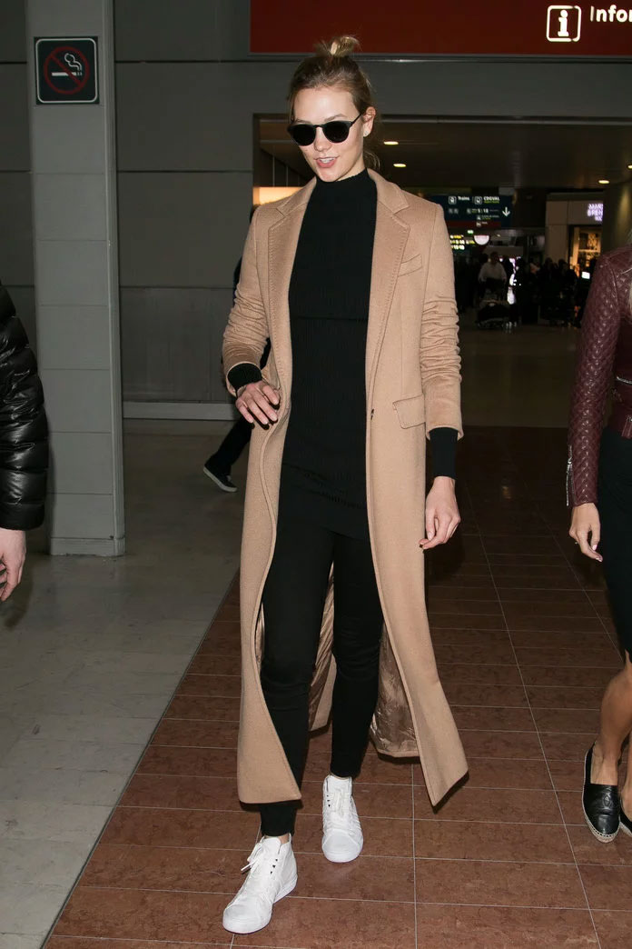 Kate Moss in the Margot Skinny Jean L'Agence $225 SHOP NOW