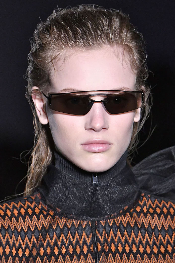 The Matrix Sunglasses at Prada