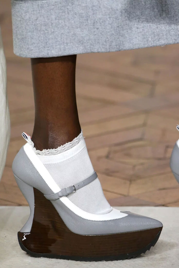Pump at Thom Browne