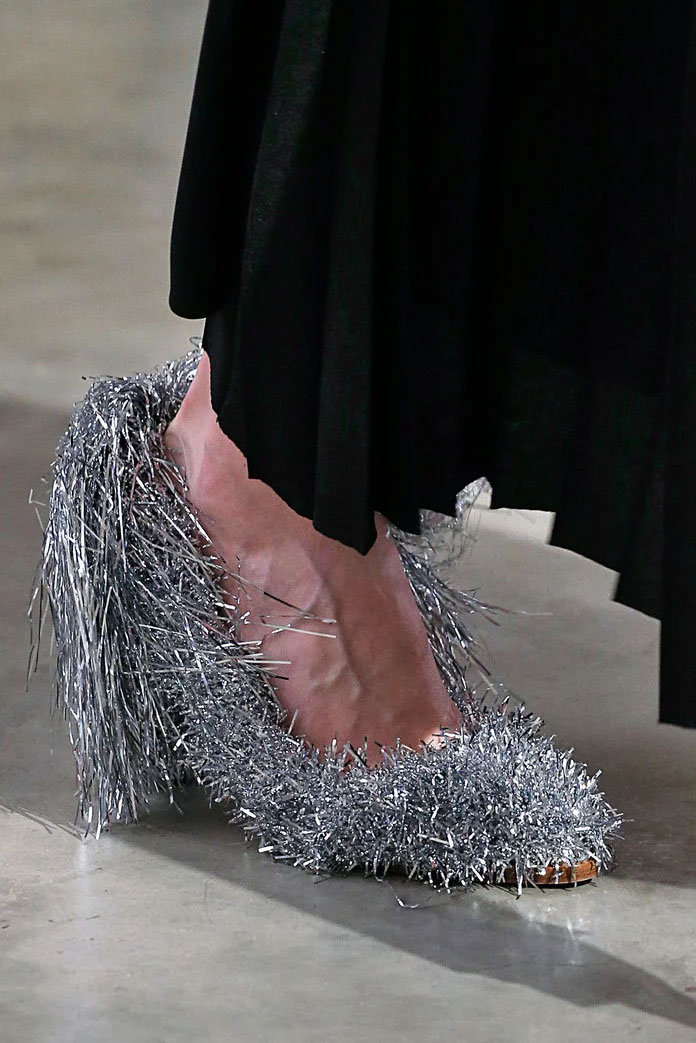 Spiked Pumps